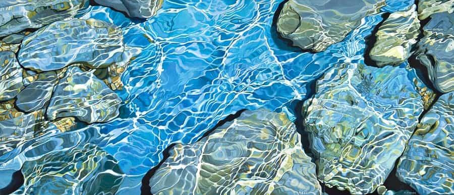 Water Music by M Vanderpas