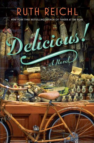 Book Cover for Delicious