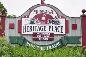 Muskoka Heritage Place, Huntsville. Credit: Lori Knowles