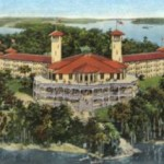 A rendering of the Royal Muskoka Hotel.