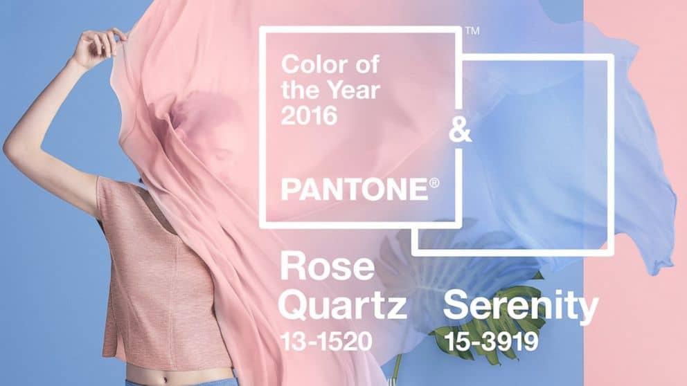 Pantone Colour of 2016