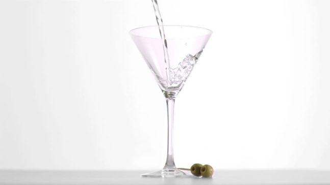 white gin