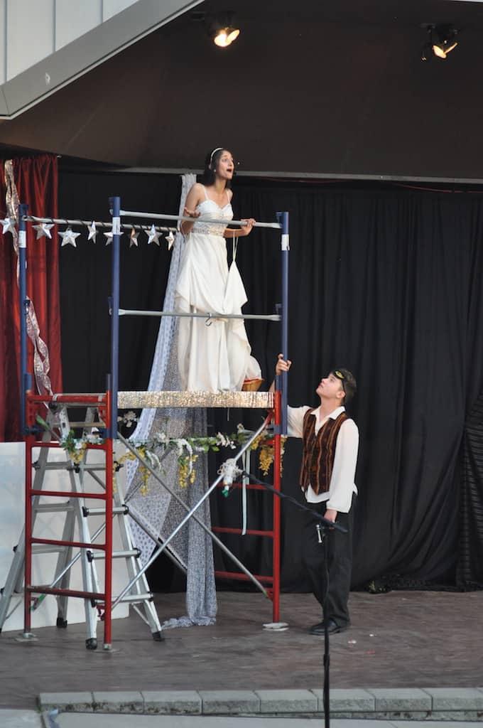 Romeo and Juliet at MuskokaStageWorks