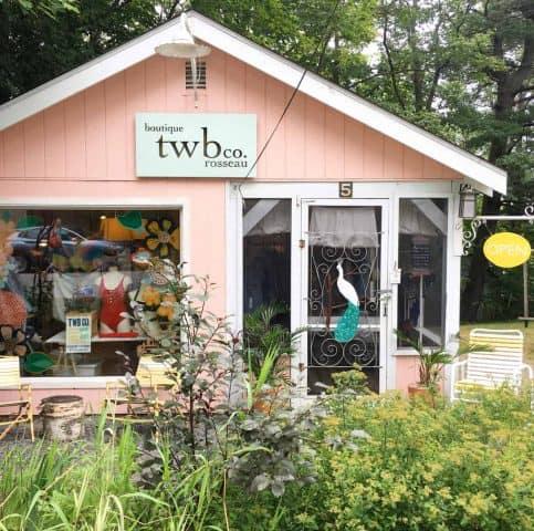TWB Co. Rosseau Store