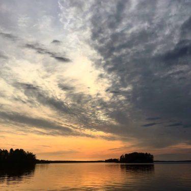 How To Capture a Muskoka Sunset