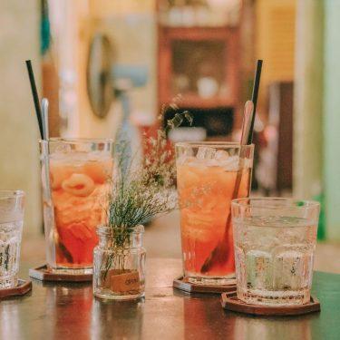 A Cocktail Party Plus A Poem