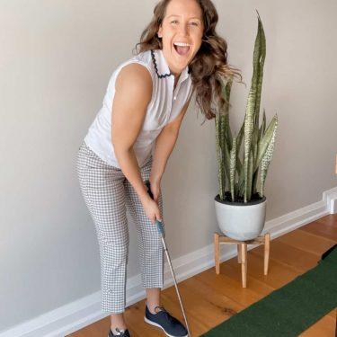 Rockable Women's Golf Fashion… Finally!