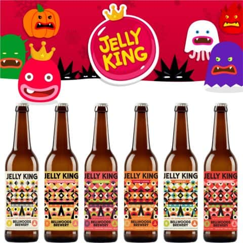 Bellwood Brewery Jelly King