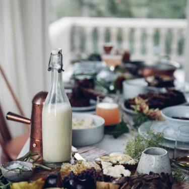 Cottage Friendly Breakfast Boards