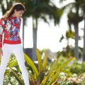 Foray floral top